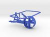 Grass Silage Spreader - Frame 1/32 3d printed
