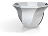 Spinning Octagon Cup 3d printed