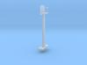 Hl-Signal Vorsignal Mit Korb Und Mast 3d printed