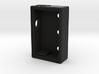 Base de la BOX ONE pour face arrière interchangeab 3d printed