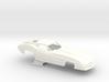 1/25 1963 Pro Mod Corvette No Scoop Small Wheel We 3d printed
