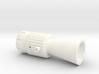 ROTJ Flash Hider (Standard Version NOCUT barrel) 3d printed