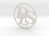 DLS Logo 3d printed