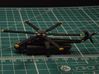 Sikorsky CH-54 Tarhe (with cargo pod) 1/285 6mm 3d printed