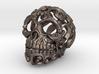 Steampunk Skull filigree 3d printed