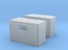 "1/64th 48"" Flat top sleeper (2) 3d printed"