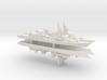 Takanami-class destroyer x 4, 1/2400 3d printed