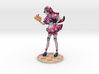 Maid Story - 6 inches tall 3d printed