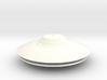 Aero Effice Saucer & levitation magnet brackets. ( 3d printed