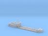 1/1200 Vietnam era US Army Y-Tanker 3d printed