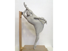 Ballerina 3d printed Clay maquette