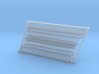 Auto Frames for Gondola - N scale 3d printed