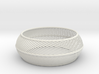 Twirly Wired Bracelet 3d printed