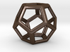 Dodecahedron LG 3d printed