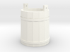 18th Century Pale or Bucket 1/35 3d printed