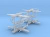 1/700 Junkers EF 112 (x4) 3d printed