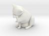 Cat1 3d printed