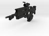 Jigoku Rifle (1:6 Scale) 3d printed
