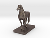 Arabian Horse 3d printed