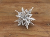 Snowflake , Christmas ball  3d printed render