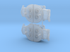 1050 Split Carburetors 1/12 3d printed