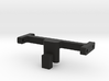 Mounting Bar, 2 mm higher 3d printed