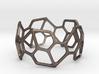 Pentagonal Hexacontahedron Bracelet Small 3d printed