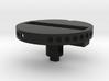 iPhone upright mount for X3, 3, 4 series 3d printed iPhone auto dock voor rechtop plaatsen van de iPhone in de auto