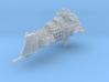Dominion class battlecruiser 3d printed