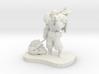 Barbarian Warrior Figurine 3d printed