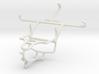 Controller mount for PS4 & XOLO Era 3d printed