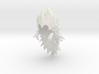 Custom Vegeta SSj4 Inspired MINIMATE 3d printed