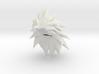 Custom Goku SSj3 Inspired MINIMATE 3d printed