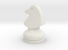 MILOSAURUS Chess LARGE Staunton Knight 3d printed
