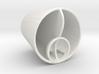 Dual Cup 3d printed