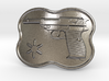Walther P38 Belt Buckle 3d printed