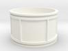 Custom Concave Rim--Left Side 3d printed