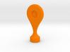 Google Maps Marker - Magnet 1 3d printed