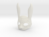 Splicer Mask Rabbit (Mens Size) 3d printed