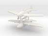 1/285 Ilyushin Il-10 (x2) 3d printed