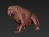 Moschops (Medium / Large size) 3d printed