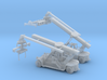 TS 9972 W Winkle Coil Grabber And Container Lift A 3d printed two reachstacker z scale