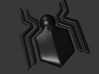 Spider-Man Homecoming Front Spider (120 mm) 3d printed
