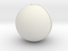 Small Pokeball 3d printed
