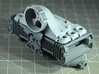 Sand Scorcher Fan Cowling 3d printed Fan Cowling shown fitted to the Engine Block (sold separately)