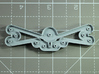 Sand Scorcher Chain Guard 3d printed Chain Guard, printed in nylon plastic, painted in primer