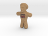 Hillary Clinton Voodoo Doll - Color 3d printed Hillary Clinton Voodoo Doll - olor
