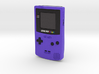 1:6 Nintendo Game Boy Color (Grape) 3d printed