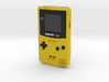 1:6 Nintendo Game Boy Color (Dandelion) 3d printed
