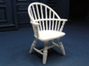 1:24 Sack Back Windsor Chair 3d printed